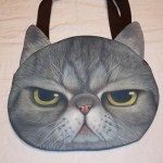 Smokey the Cat Tote