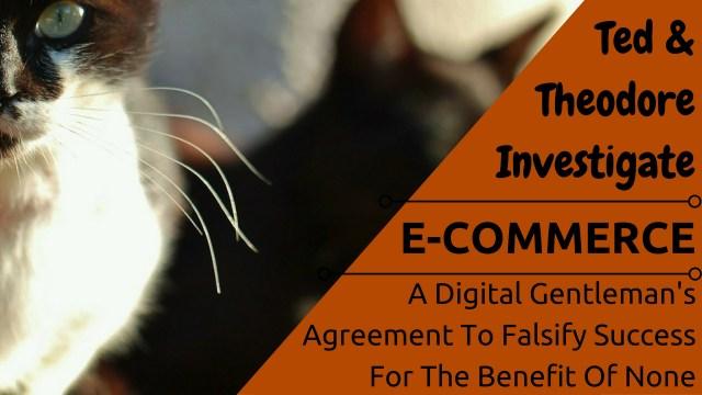 Ted & Theodore Investigate: E-Commerce