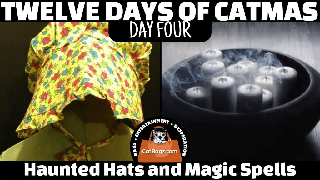 Twelve Days of Catmas – Day 4