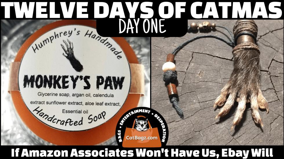 Twelve Days of Catmas – Day 1