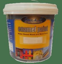 Orchid-enamel paint