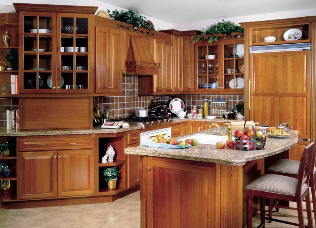 Aplikasi Cat Kayu Tahan Air Untuk Refinishing Wooden Kitchenette