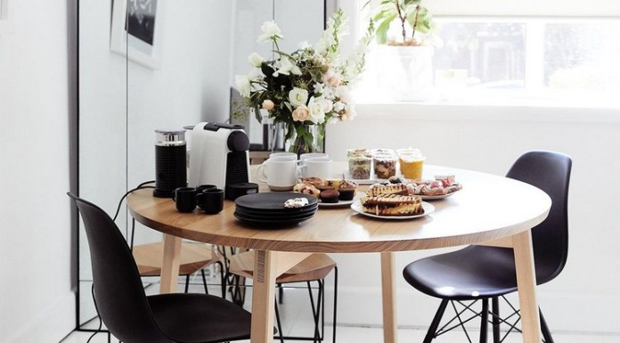 Trik Pintar Memilih Meja Makan Minimalis