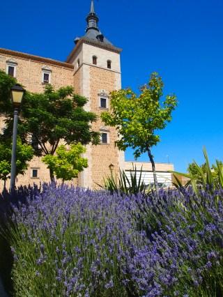 Alcazar in Toledo