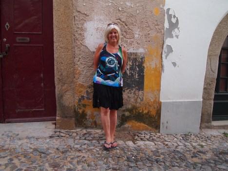 me in Evora