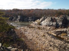 the Potomac and rocky islands