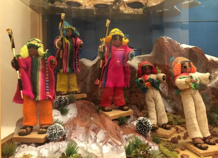 Bolivia - fabric