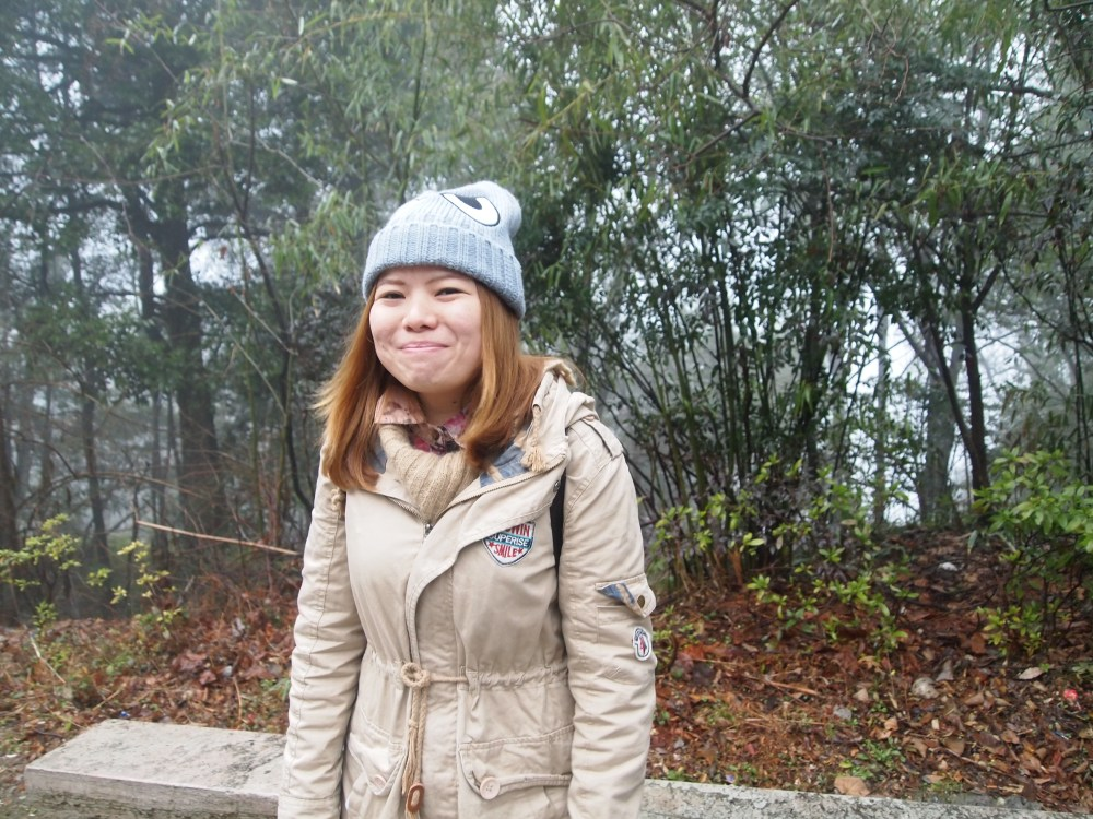 to the heights of zhangjiajie by way of the bailong elevator (5/6)