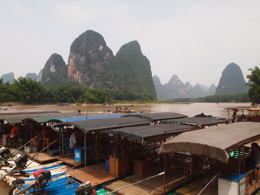 a short weekend in yangshuo (& another li river boat cruise) ~ the third time's a charm :-) (5/6)
