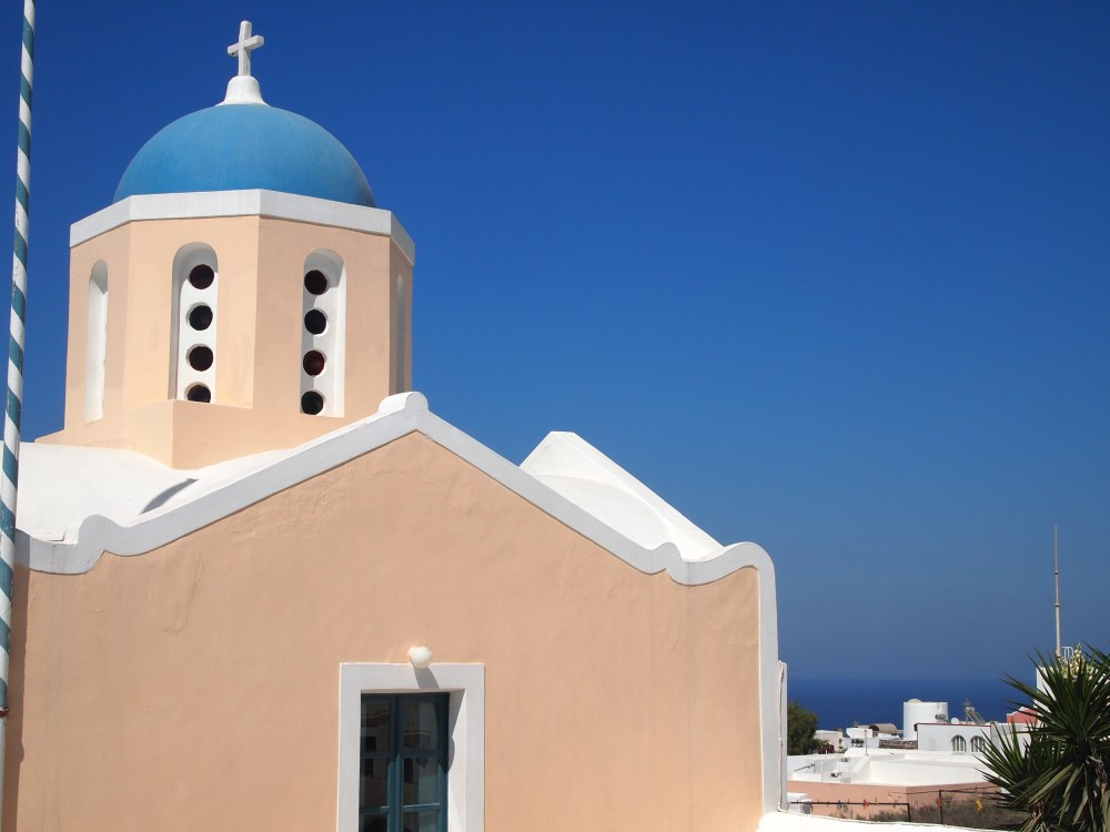 the picturesque village of oia, santorini.  {chapter one}. (5/6)