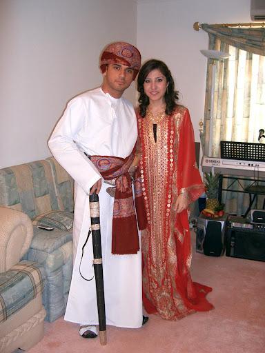 an omani wedding in al awabi (2/5)