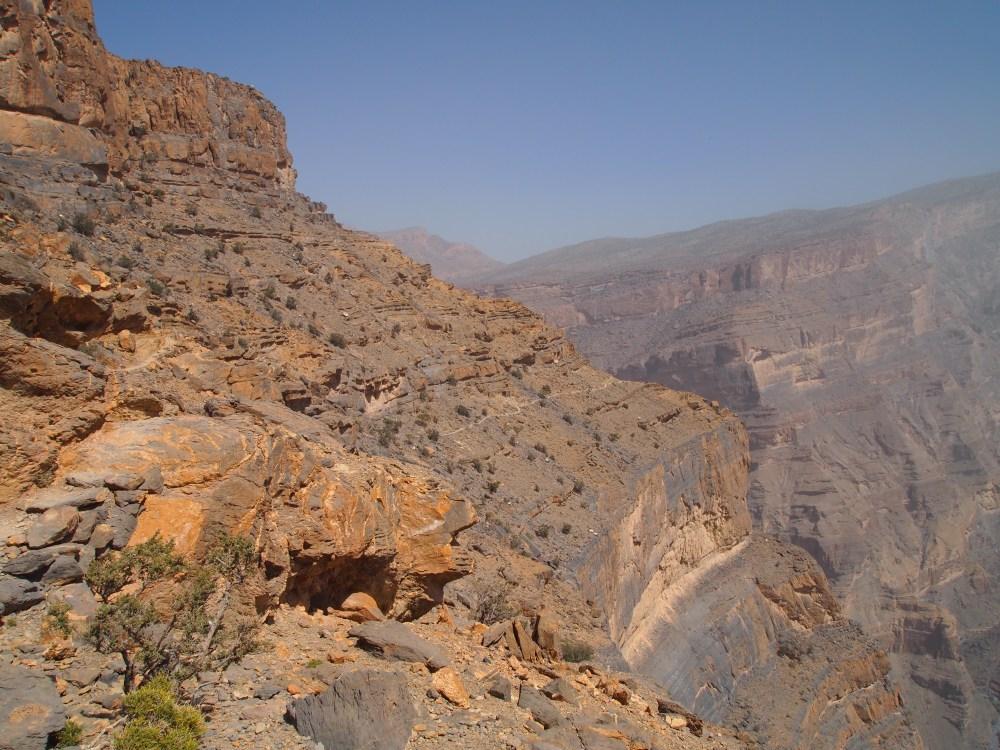 the balcony walk at jebel shams (4/6)
