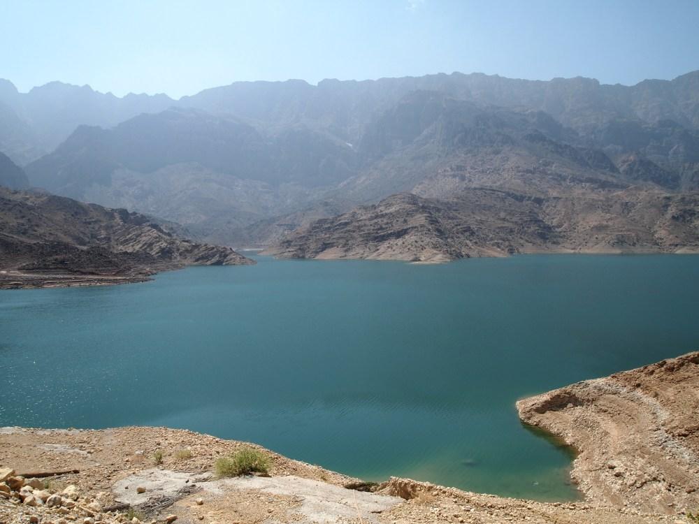 the east coast road trip: wadi dayqah dam & bimmah sinkhole. {part 2} (6/6)