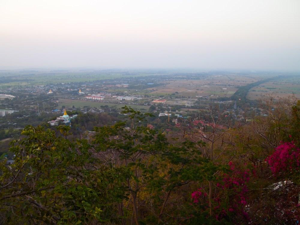 sunset on mandalay hill (6/6)