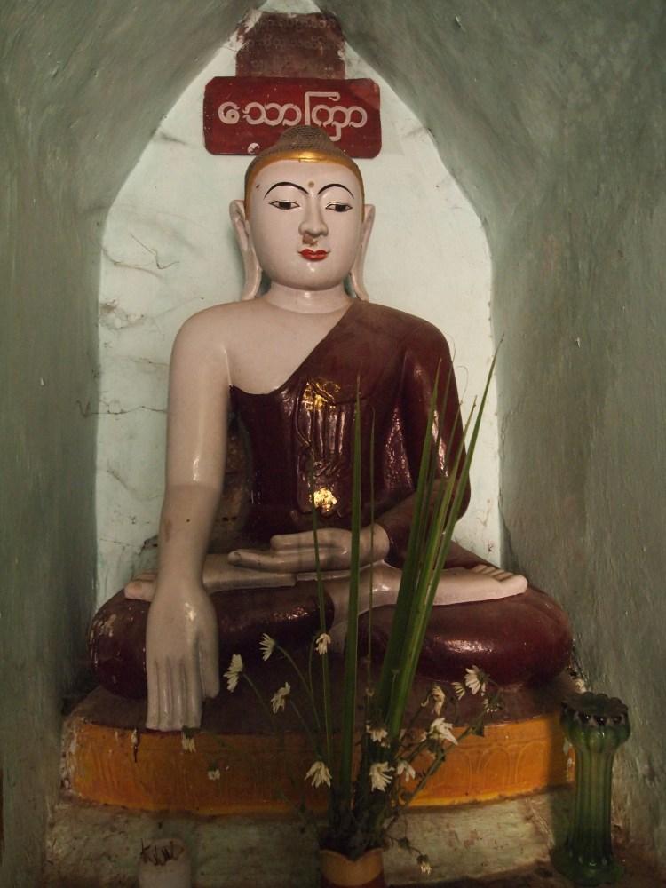 pagodas at amarapura & the monks at maha ganayon kyaung (2/6)