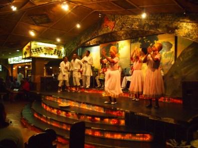 dancers in Addis Ababa, Ethiopia
