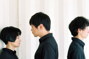 Beijing 3-piece post punk band Re-TROS new album Before the Applause