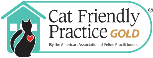 Cat Friendly Practice Badge