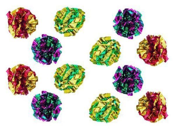 crinkle ball cat toys
