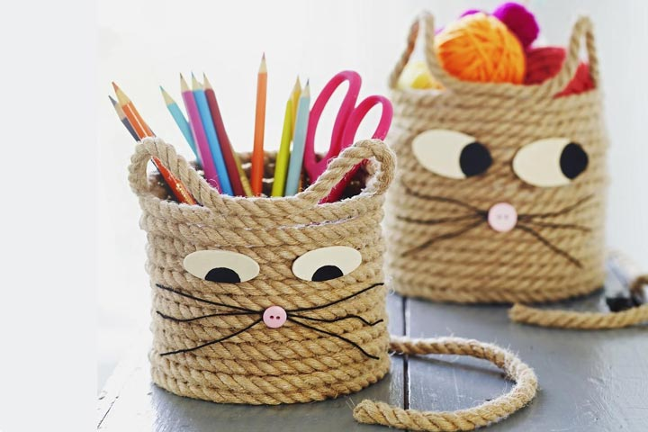 cat crafts for adults