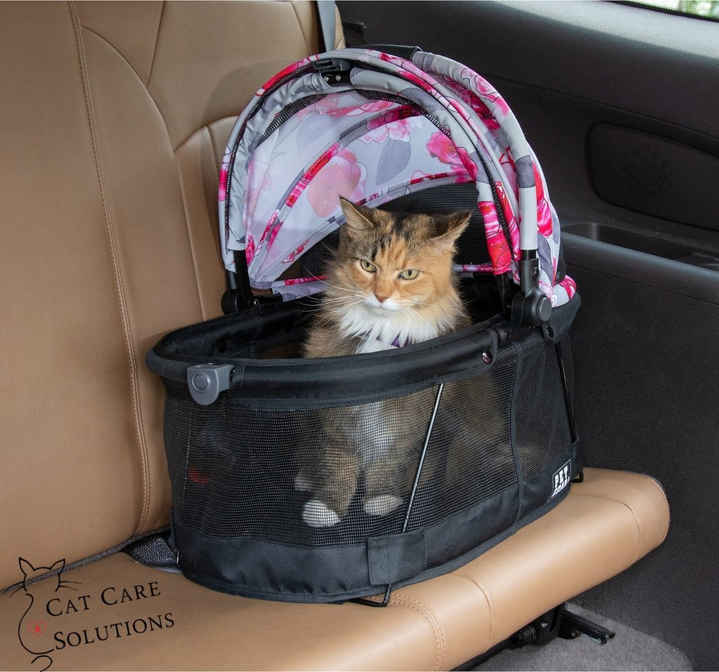 best cat carriers for large cats: petgear view 360