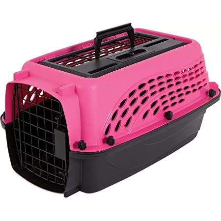 Petmate 2 door top load: cat carriers for large cats