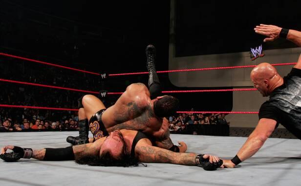 Kurt Angle 2002 Vs Edge
