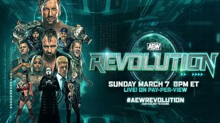 AEW Revolution 2021 Results