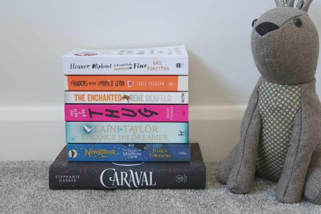 Books I Read in April…Part Two