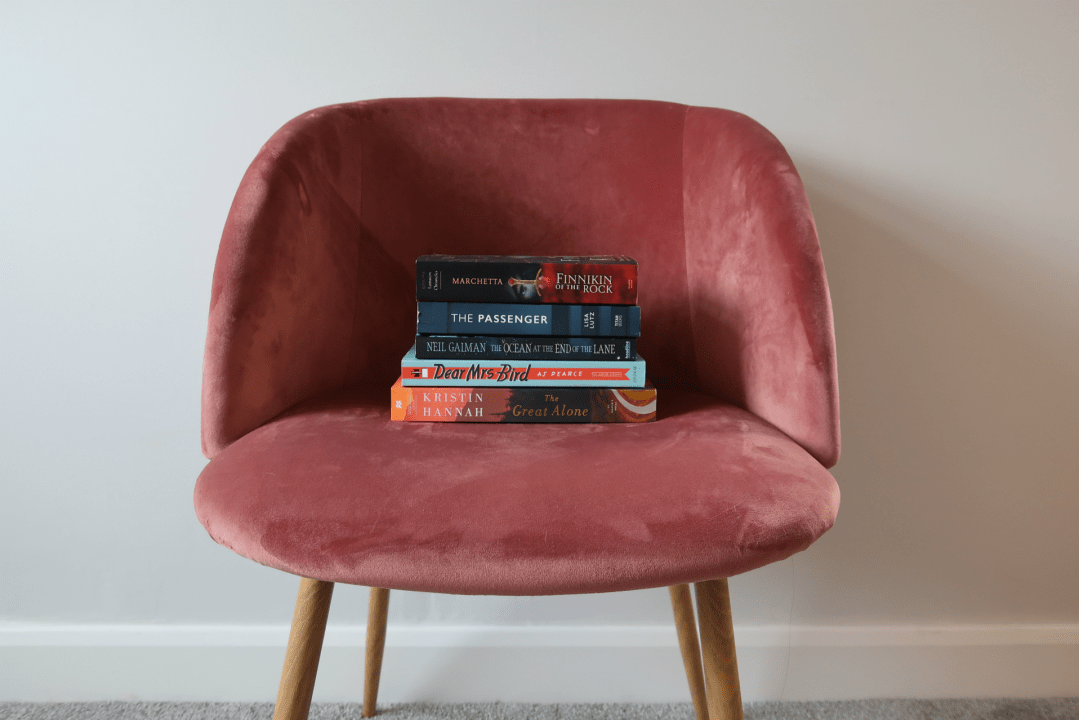 Books I Read in May…