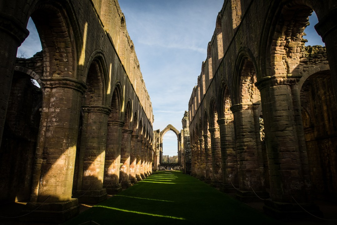 5 Things To Do at Fountains Abbey, North Yorkshire