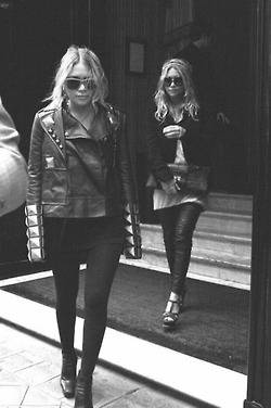 Dress like an Olsen Twin