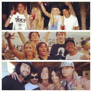 Coachella over the years!