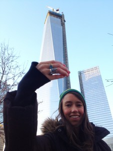 Hold on to 1 world trade in NYC....Check!