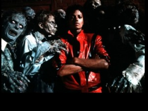 Watch Thriller....Check!