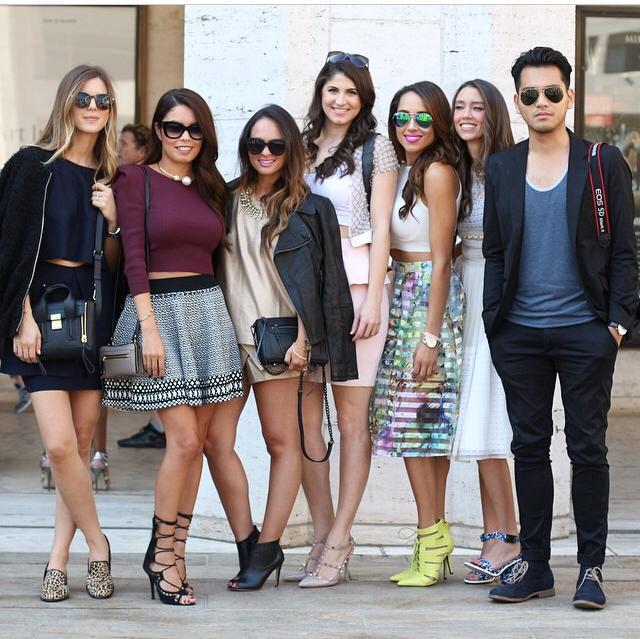 fashion bloggers life