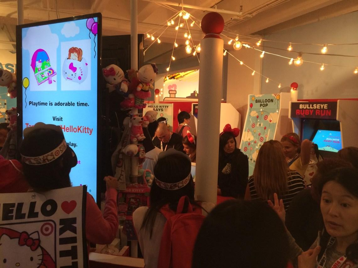 Hello Kitty Con 40th anniversary