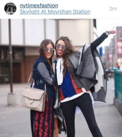 New York times fashion