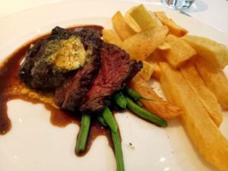 Black Bird Wagyu Steak by Catching Carla