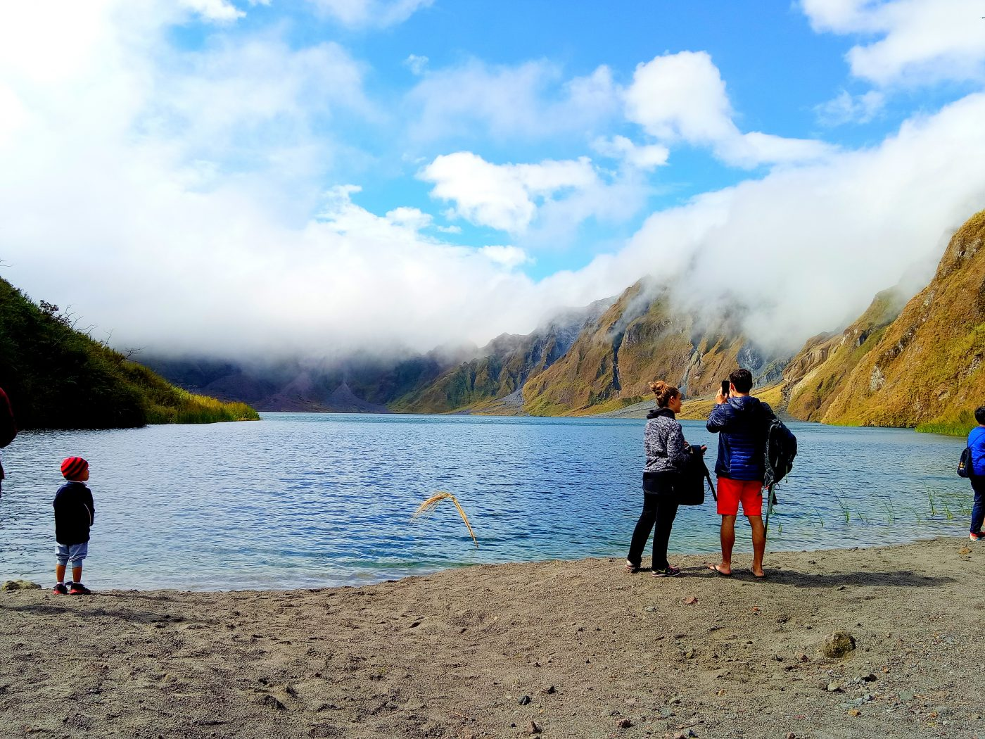 MT. PINATUBO : A Hike With A Story