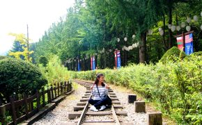 South Korea: Nami Island