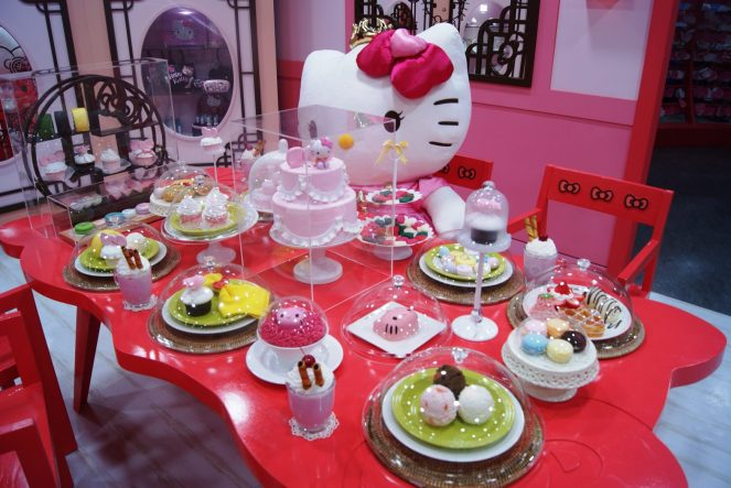 Hello Kitty World: Seoul South Korea