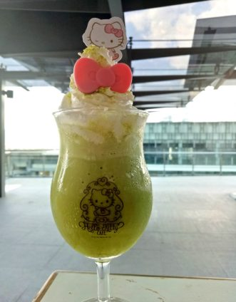 Matcha Green Tea - Php 295
