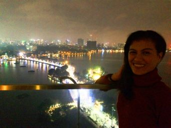 Summit Lounge Rooftop Vietnam - Tour, Things To Do and Travel Guide to Hanoi, Vietnam| Catching Carla