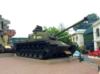 Vietnam Military Museum Tour Hanoi | Catching Carla