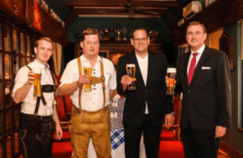 Oktoberfest 2018 - German Club Manila will be at Solaire by Catching Carla | catchingcarla.com
