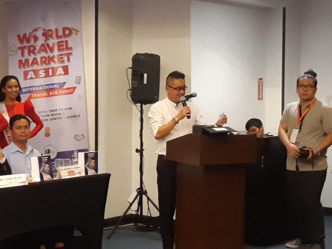 World Travel Lifestyle Expo 2019 - Catchingcarla.com | Traveling Filipina