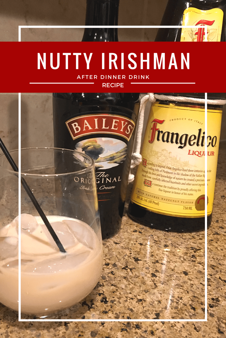 Nutty Irishman - The Perfect St. Patrick's Day Drink