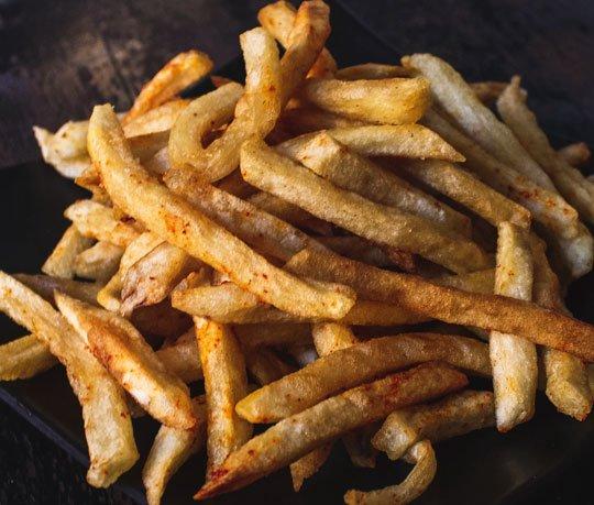 fries-menu-background
