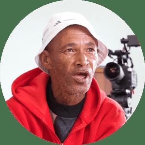 David Shoshola South African Fisherman